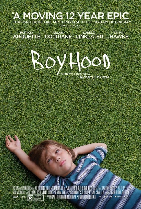 Boyhood Film Poster