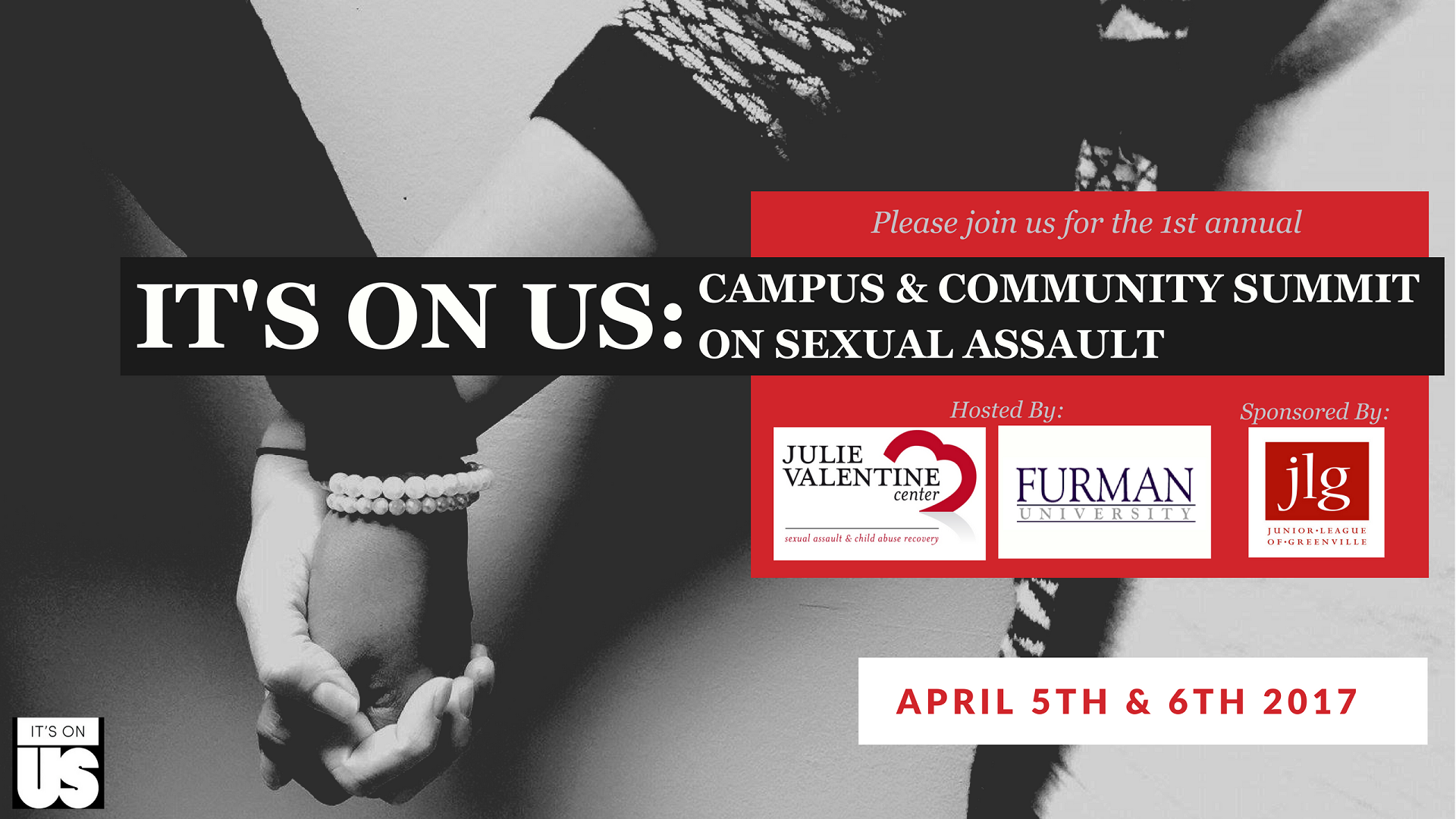 It's On Us: Campus & Community Summit on Sexual Assault