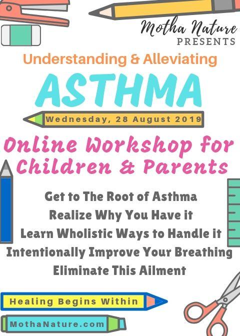 Asthma Workshop- 8.28.19