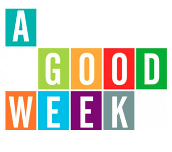 The A Good Week Logo
