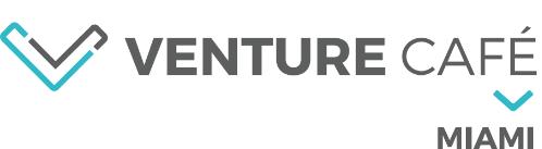 Image result for venture cafe miami logo
