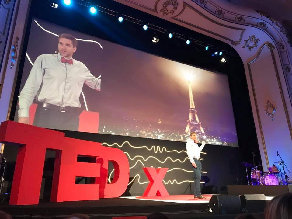 TEDxRiga prof. Agnis Stibe