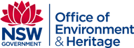 Office of Environment and Heritage Logo
