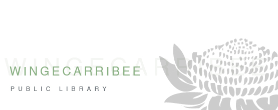 Wingecarribee Public Libraries Logo