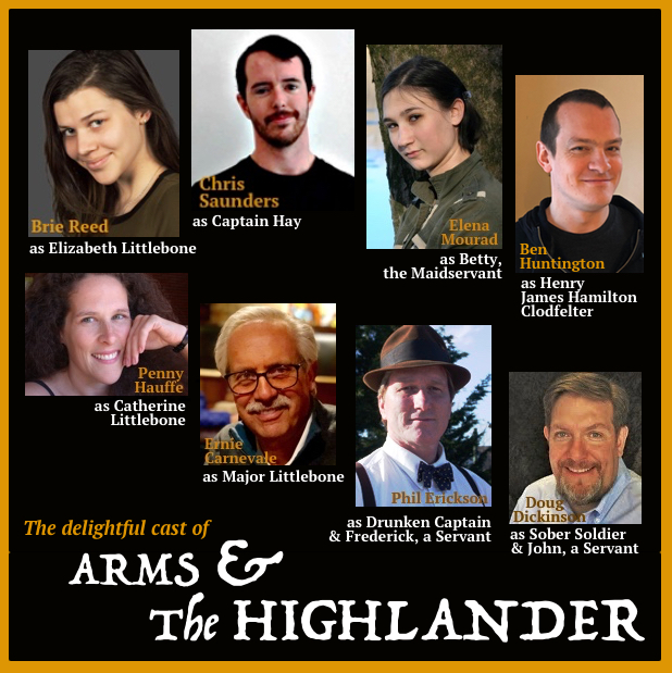 Arms and the Highlander 2006 - McMath