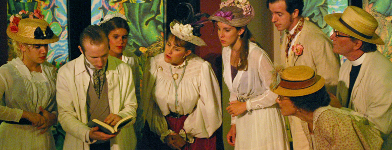 RRR's The Importance of Being Earnest - 2013