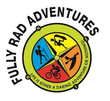 Fully Rad Logo