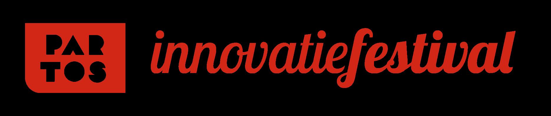 Partos Innovatiefestival logo