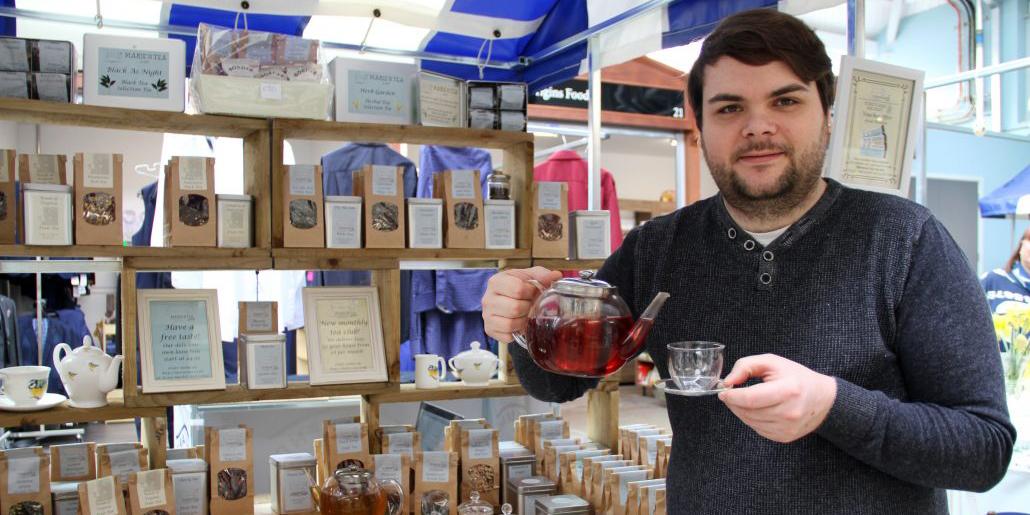 Gravesend tea room