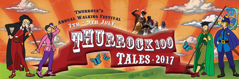 Thurrock 100 Tales