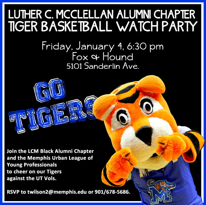 Tiger Nation Watch Party