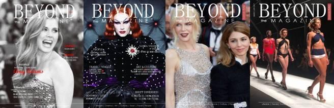 beyond the magazine