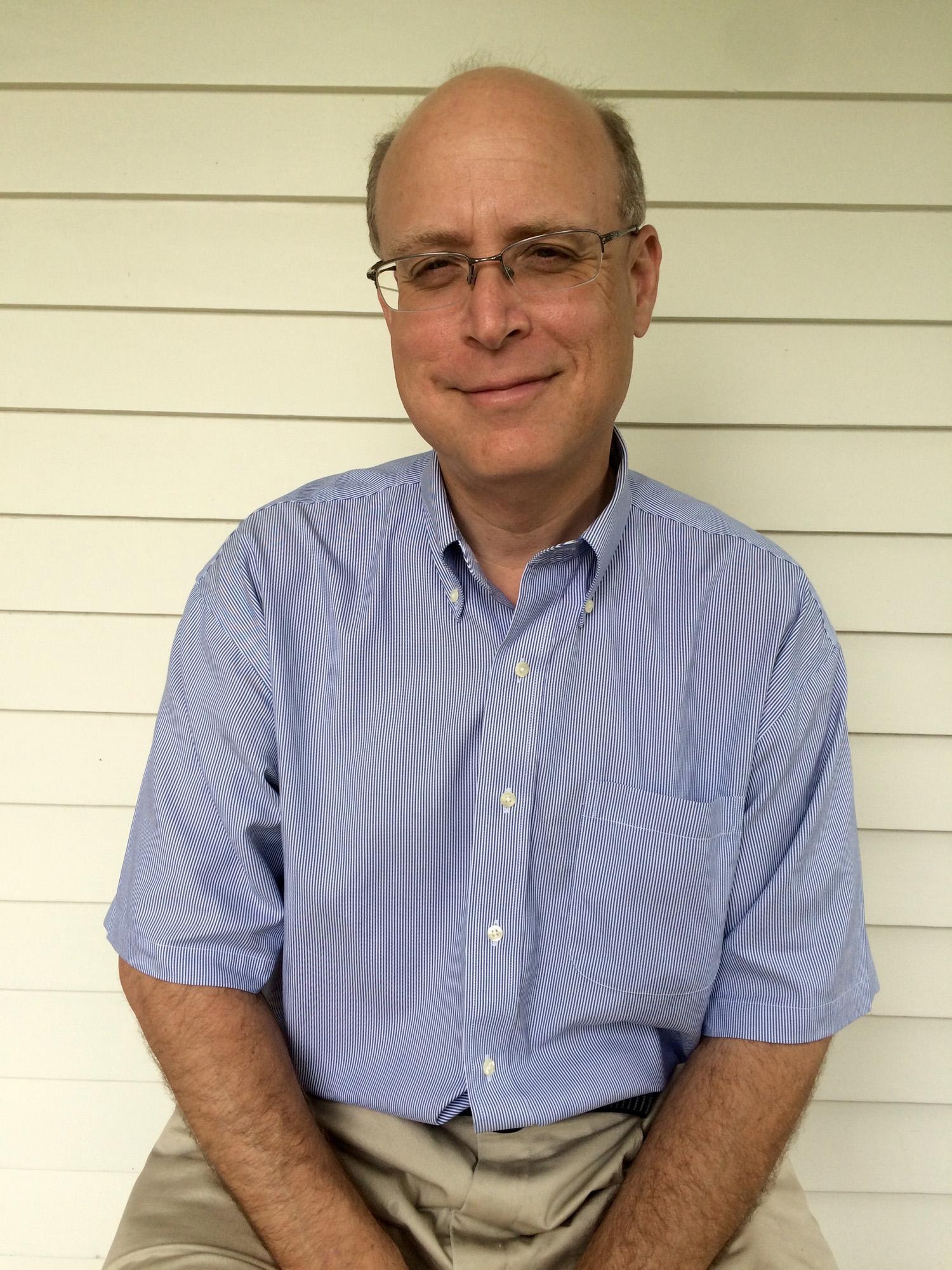 Author Jay Nordlinger