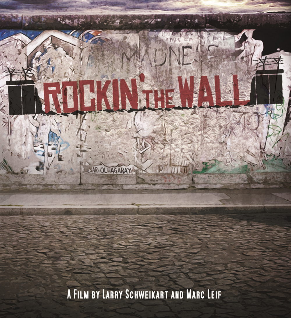 Rockin' the Wall movie poster