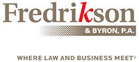 fredrikson law logo
