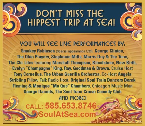 Soul Train Cruise 2019 Line Up