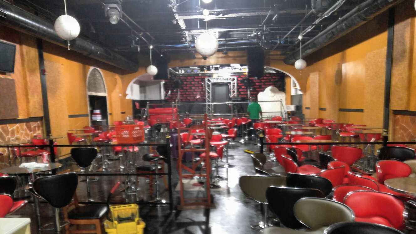 Powerhouse Comedy Club inside