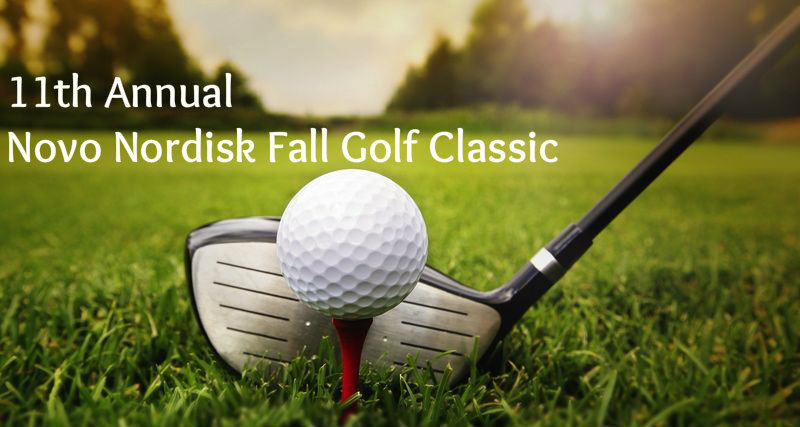 11th Annual Novo Nordisk Fall Golf Classic