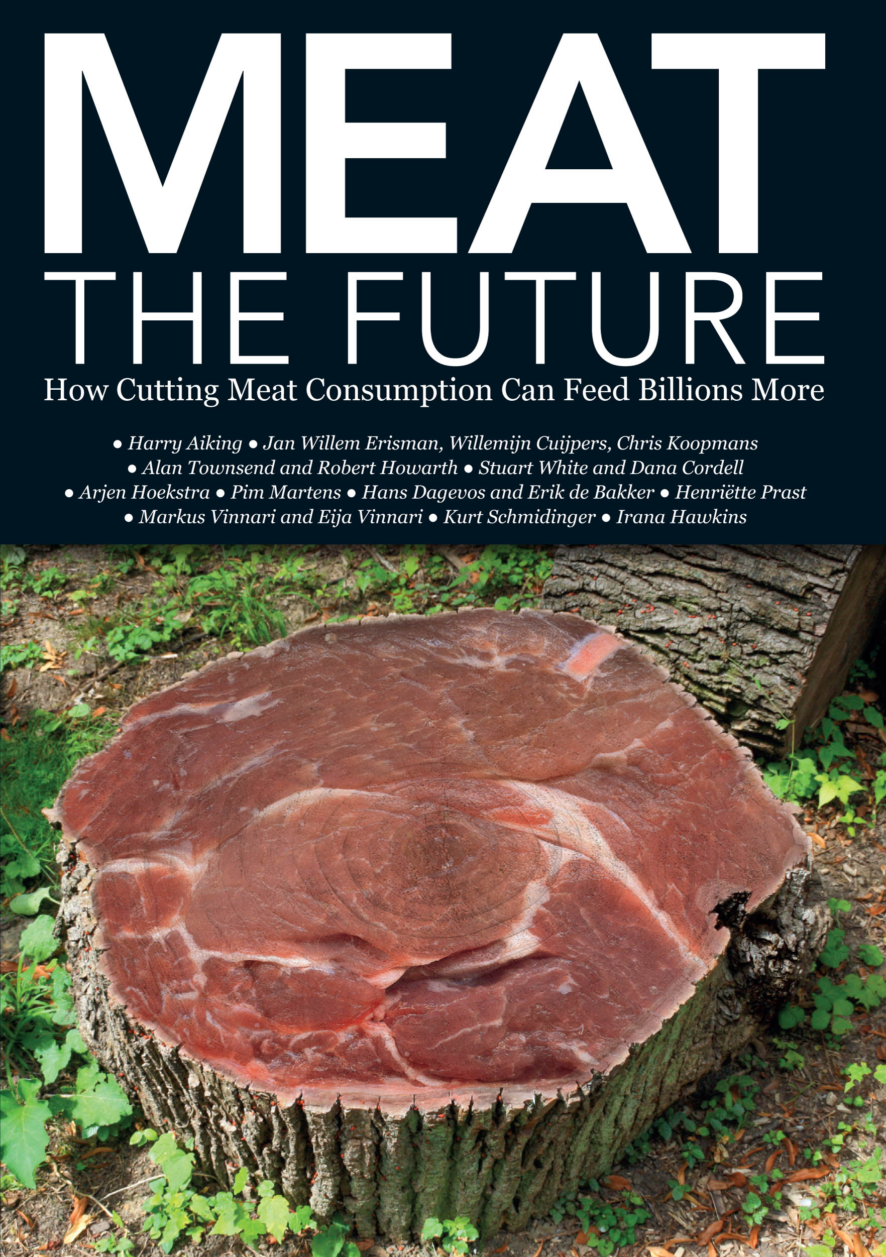 Meat the Future book cover
