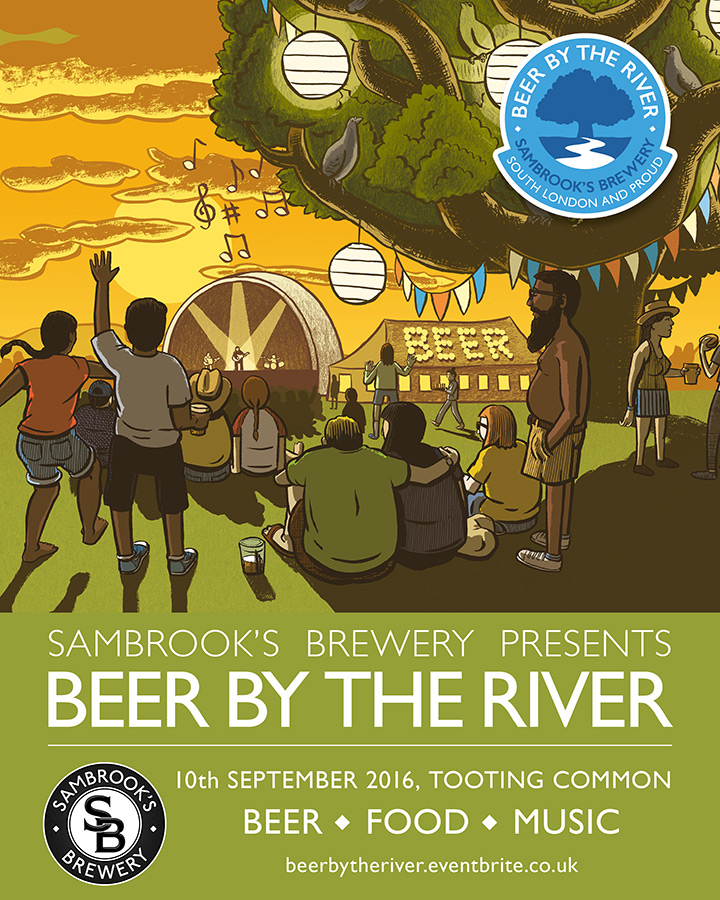 Beer By The River 2016