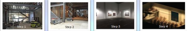 Hub Studio's progression