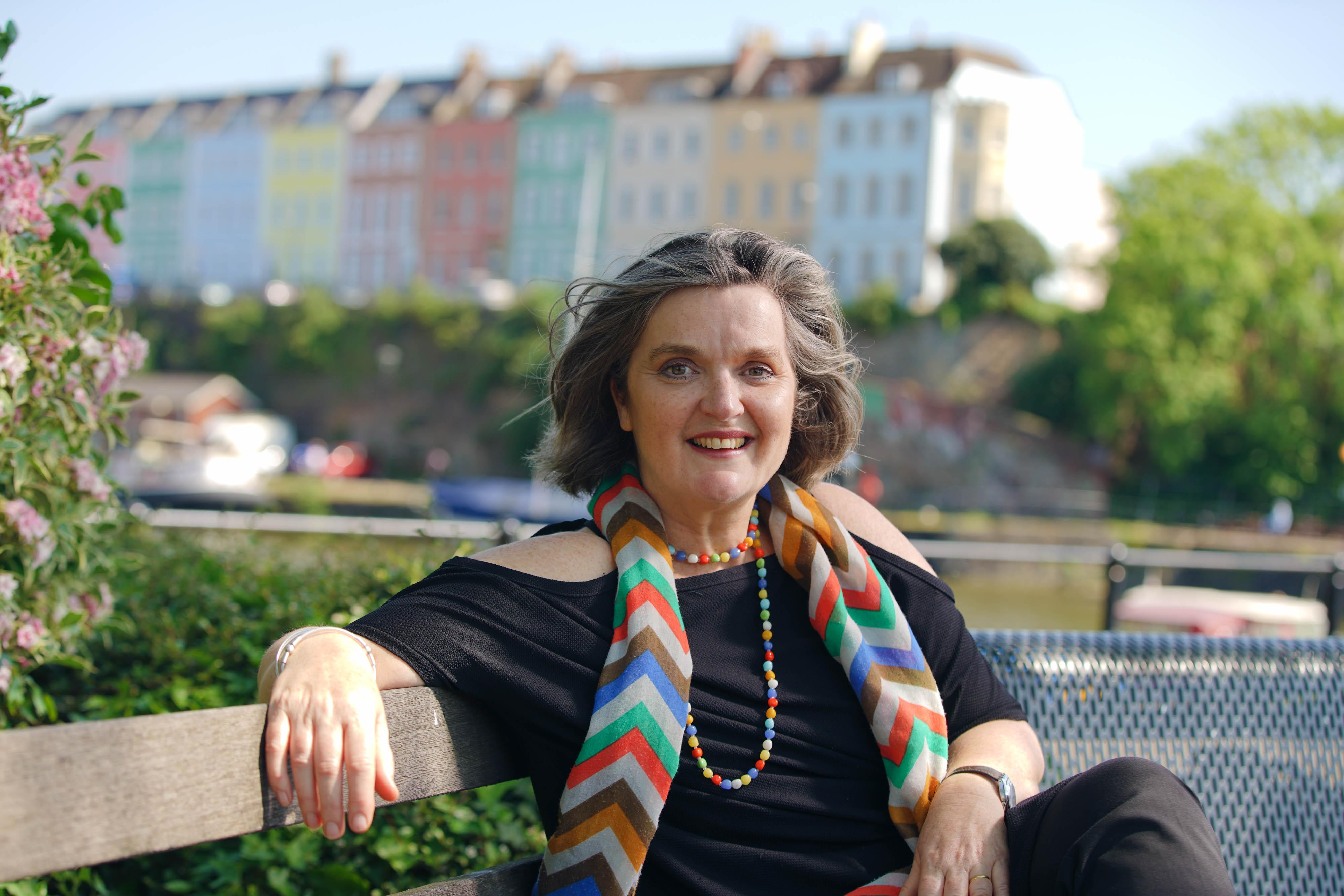 Liz Zeilder, Chief Executive, Happy City