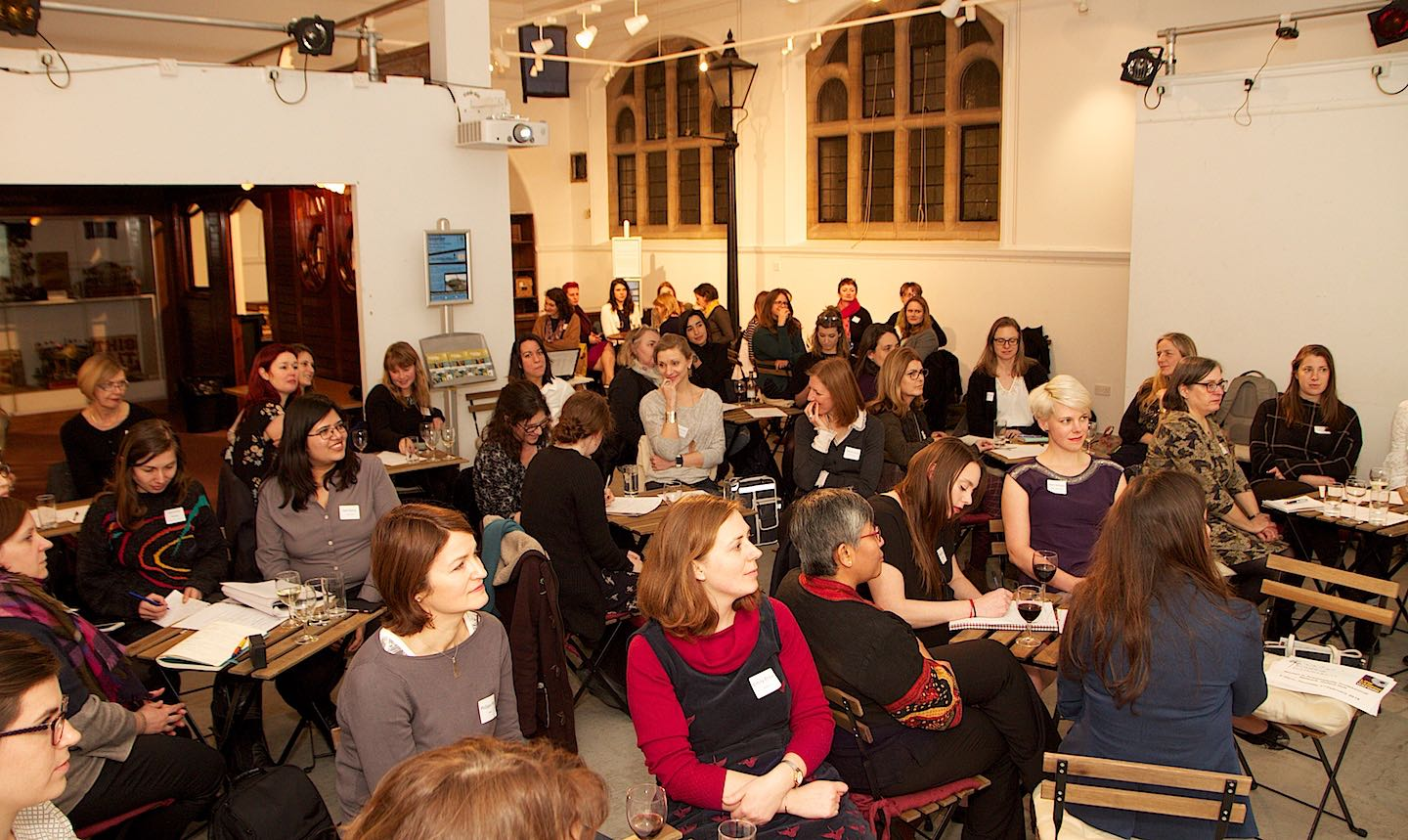 Oxford women in sustainability networking event