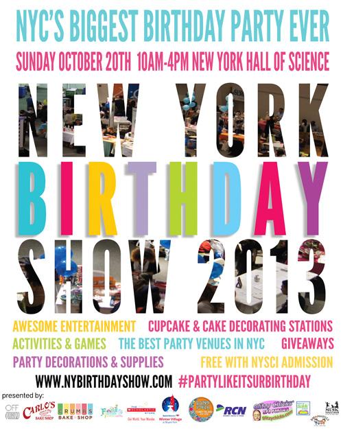2013 NY Birthday Show