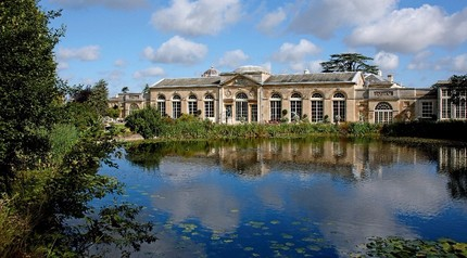Sales Master Class Location -Woburn Abbey Sculpture Gallery