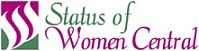 Status of Women Central Logo