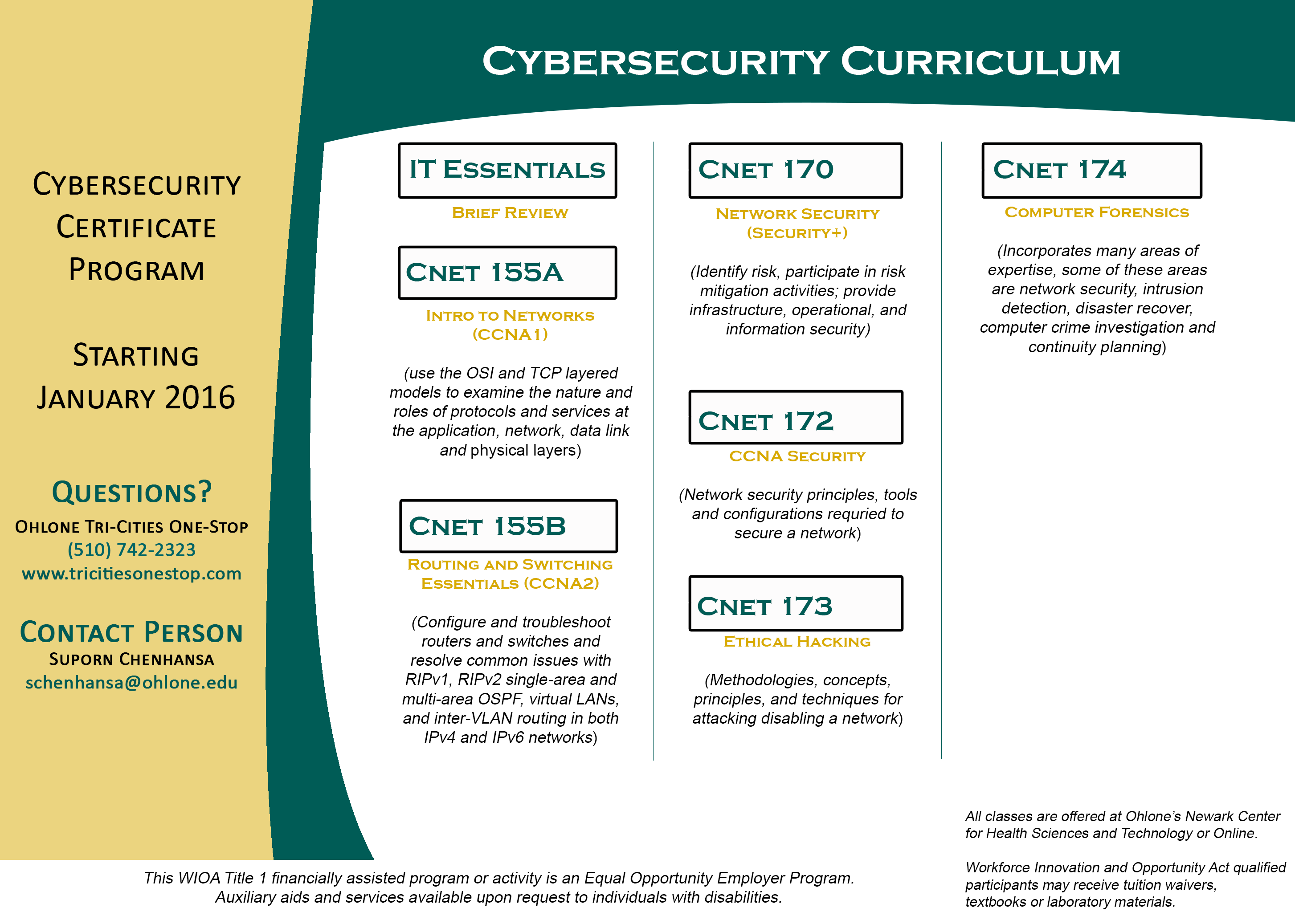 Cybersecurity Flyer Pg2