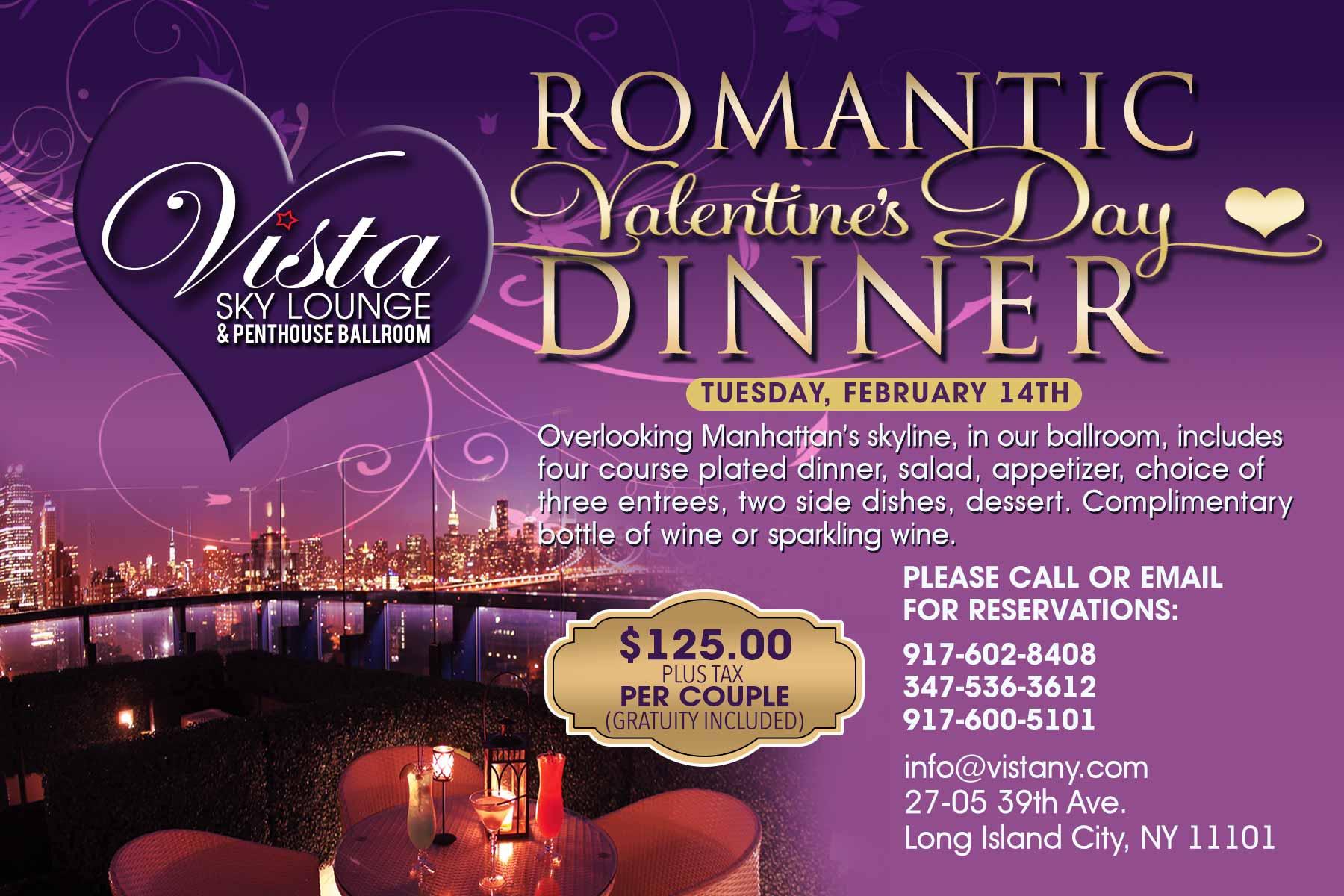 valentines day flyer - Valentines Day In Nyc