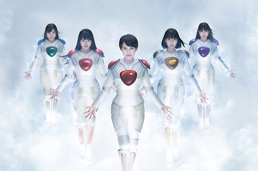 Momoiro Clover Z - Dragonball Z Resurrection F