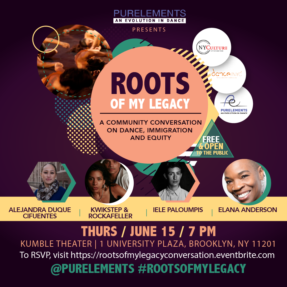 Roots of My Legacy | Community Conversation by Purelements