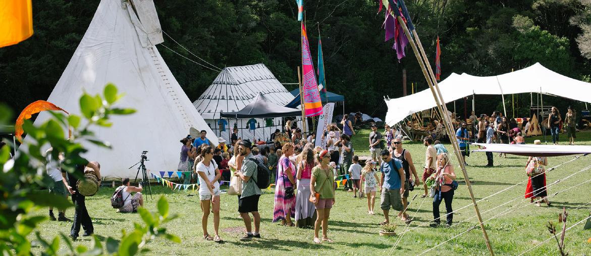 Festival Auckland New Zealand