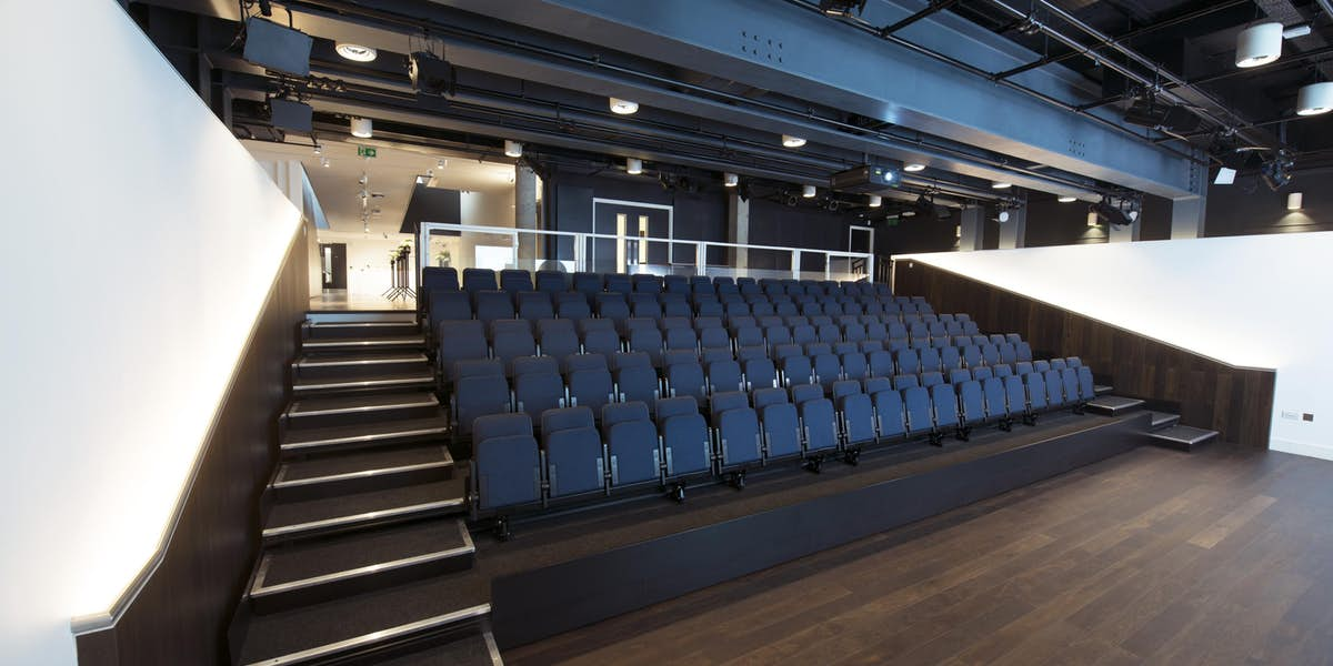 Lecture Theatre  - science gallery london