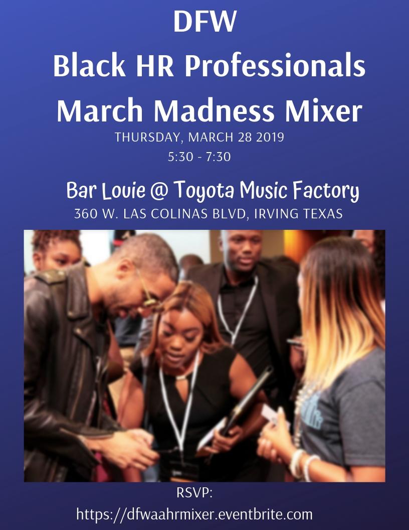 DFW Black HR Professionals