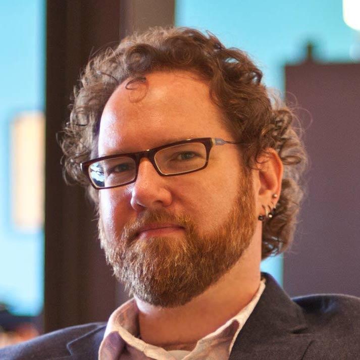 Aaron Gustafson Headshot