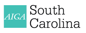 AIGA South Carolina Logo