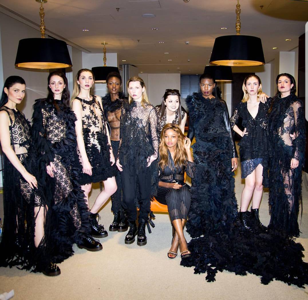 Designer Antonia Nae