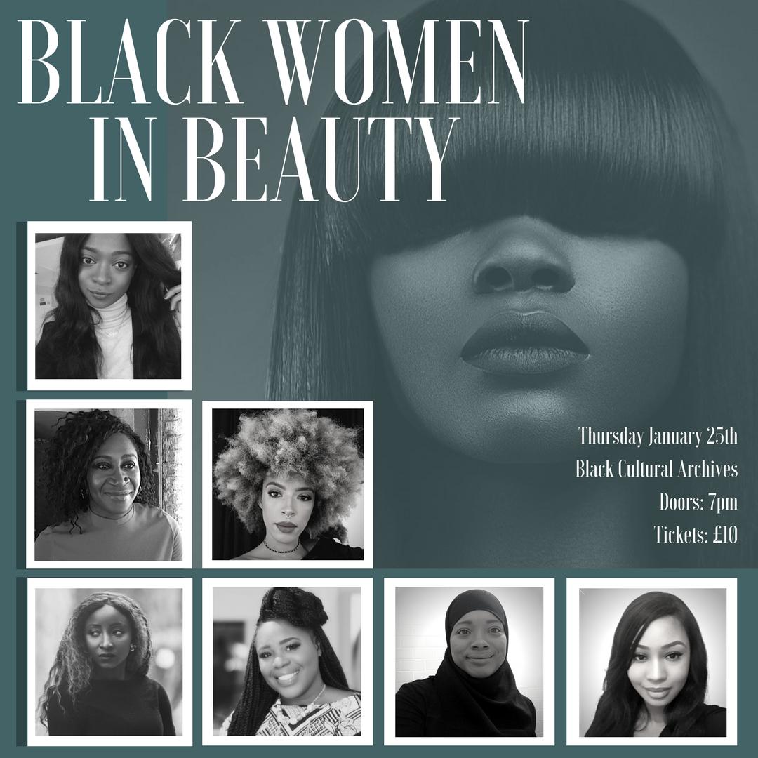 Black Women in Beauty