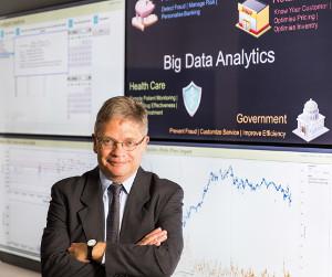 Professor Hugh Durrant-Whyte FRS