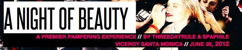Night Of Beauty Part II
