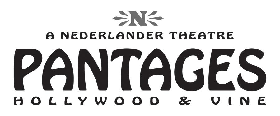 Pantages Logo