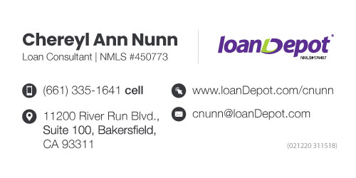 Cheryl Nunn Loan Depot - Ticket Sponsor
