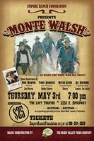 """MONTE WALSH"" showing at THE LOFT CINEMA - 7pm, Thursday,..."
