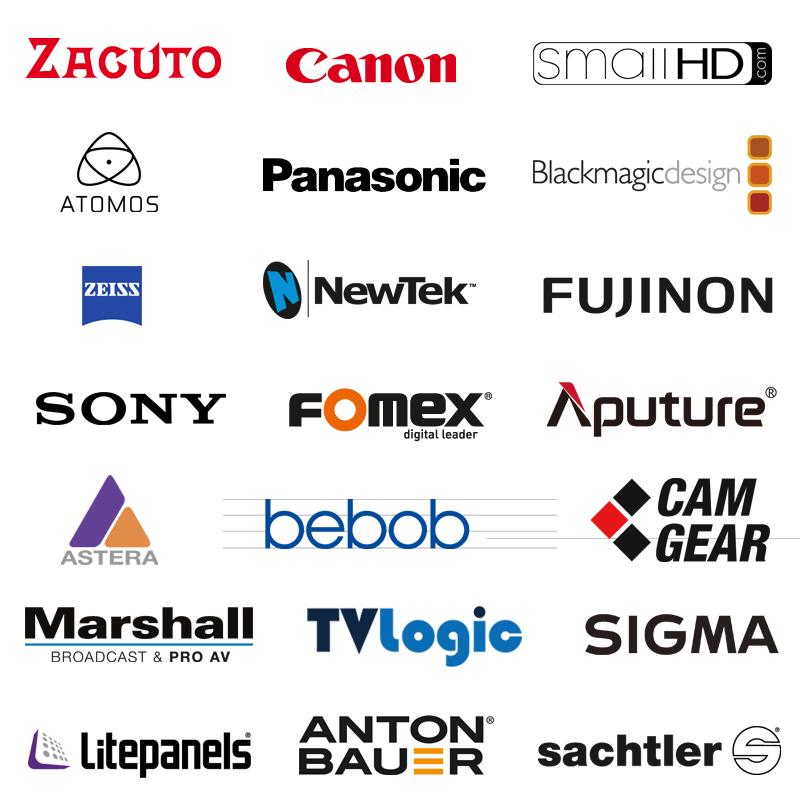 BPM Open House 2019 Aussteller Logos