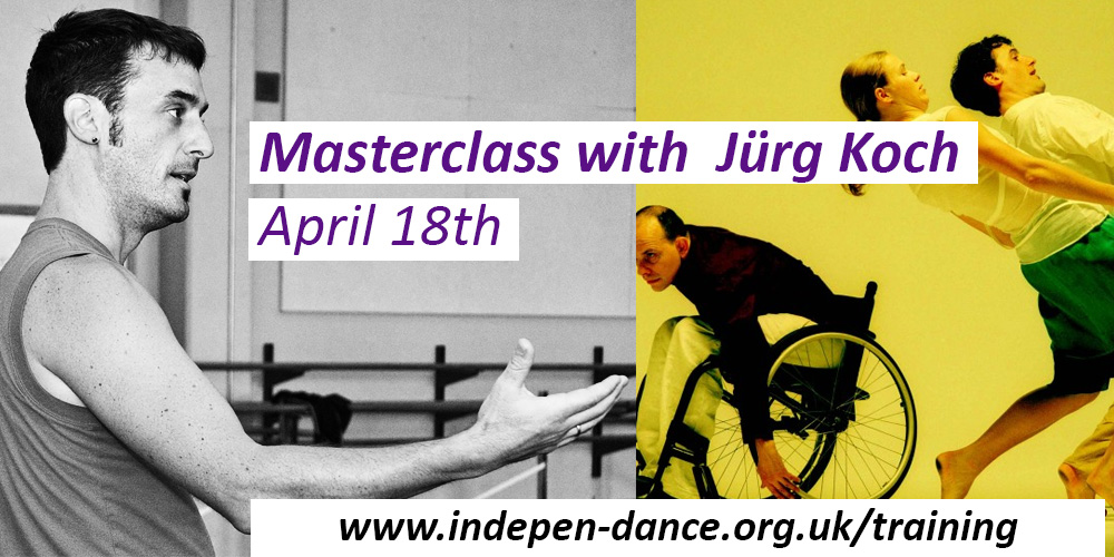 Jürg Koch Indepen-dance workshop