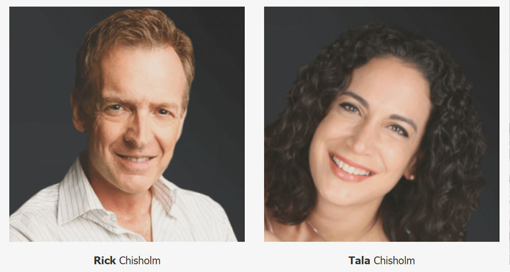 Rick Chisholm and Tala Chisholm