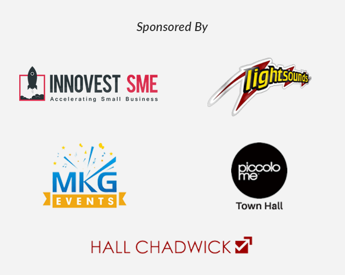 Sponsors of the event Bootstrapping and Government Grants